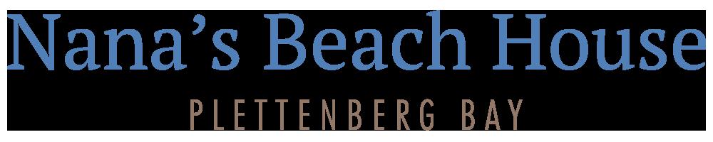 Nana's Beach House Logo