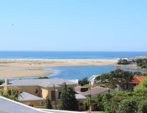 Poortjies Lagoon Beach
